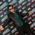 Alex Ferrari lors de la soirée Starfloor 2012, avec Fun Radio, le 20 octobre à Paris-Bercy.
