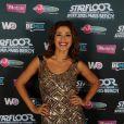 Karima Charni la soirée Starfloor 2012, avec Fun Radio, le 20 octobre à Paris-Bercy.