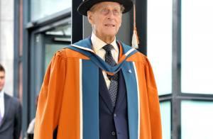 Prince Philip : Splendide docteur, fier marin et élégant cavalier d'Elizabeth II