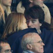 Natalia Vodianova amoureuse au côté de Malika Ménard et Gaël Monfils pour PSG-OM
