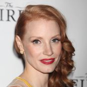 Jessica Chastain sublime en citron pour illuminer Broadway
