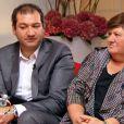 Chantal et Frédéric dans Qui veut épouser mon fils ?, saison 2, sur TF1 le vendredi 2 novembre 2012