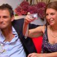 Linda et Alexandre dans Qui veut épouser mon fils ?, saison 2, sur TF1 le vendredi 2 novembre 2012