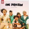 Pochette du premier album des One Direction,  Up All Night, sorti le 21  novembre 2011.
