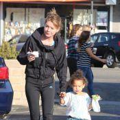 Ellen Pompeo : Avec Stella, une glace suffit à leur bonheur