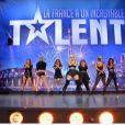 Les Insane, un show de danse super sexy dans La France a un incroyable talent