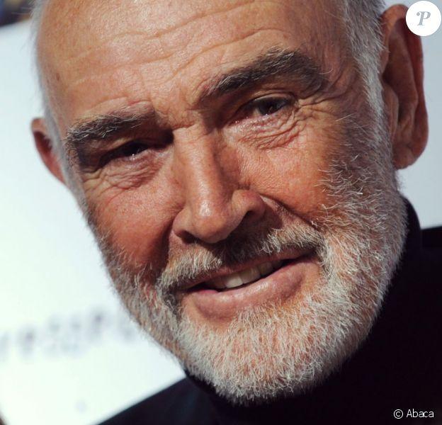 Sean Connery, le 5 avril 2010 à New York City