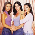 Alyssa Milano, Shannen Doherty et Holly Marie Combs dans  Charmed .