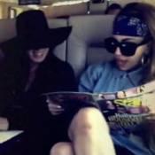 Lady Gaga : En paréo et en vidéo, elle se révèle sous son vrai jour au Brésil