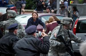 World War Z : Bande-annonce épique pour le film-catastrophe de Brad Pitt
