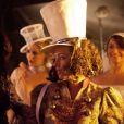 Exclusif - Natasha St-Pier lors du 50ème Gala de l'Union des Artistes, le 20 novembre 2011 au Cirque Alexis Gruss.