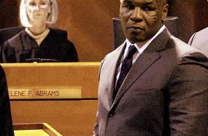 Mike Tyson : poids lourd, peine légère