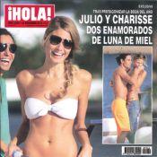 Julio Iglesias Jr. et Charisse : Après le mariage, direction la lune de miel