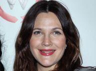 Drew Barrymore : Belle au naturel sept semaines après son accouchement