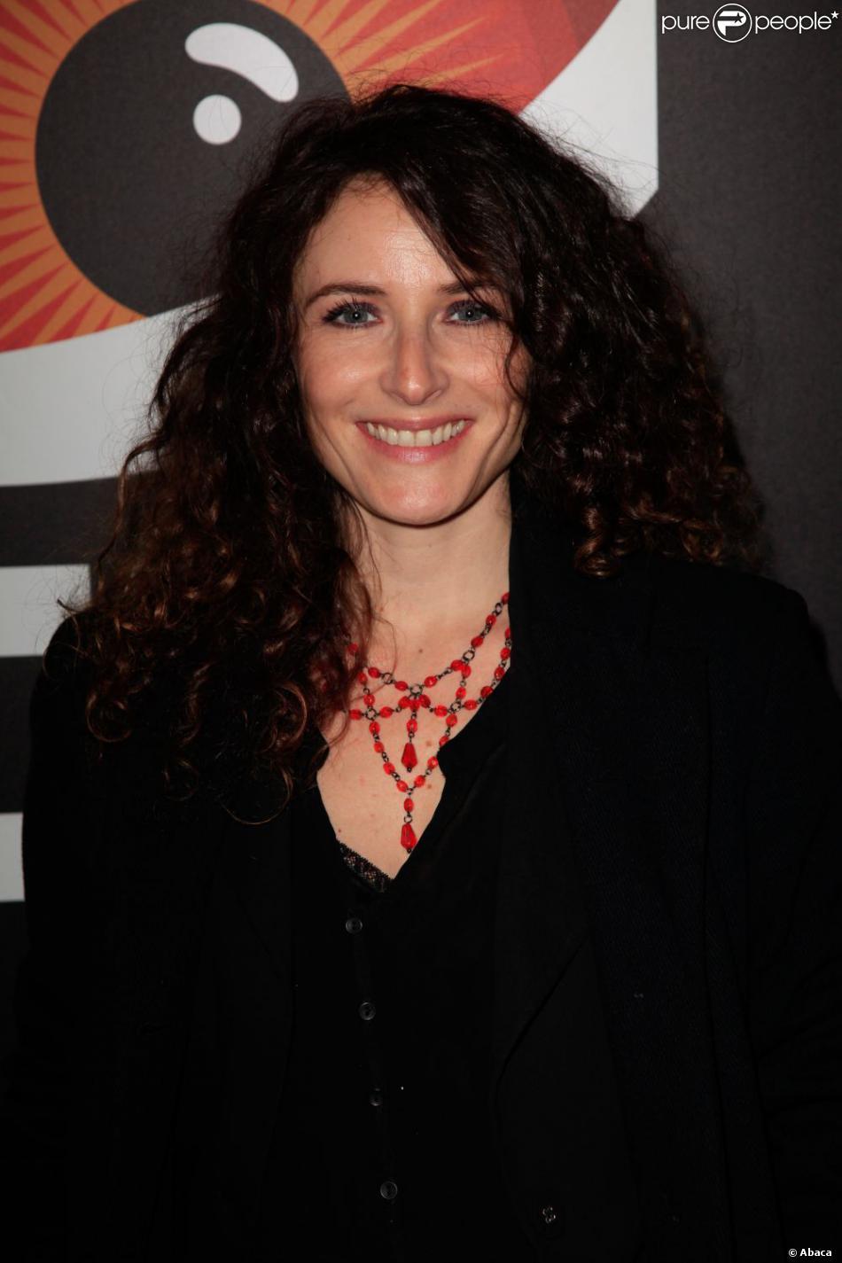 Elsa Lunghini au Paris International Film Festival le 16 novembre 2012.