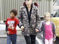 Heidi Klum : Shopping avec ses enfants et son nouvel amoureux Martin Kristen