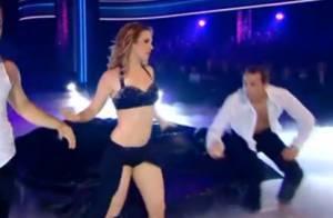 Danse avec les stars 3 : Lorie, maîtresse d'un trio sensuel