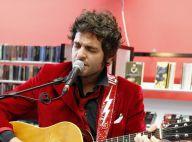Matthieu Chedid chante sa grand-mère Andrée Chedid une dernière fois