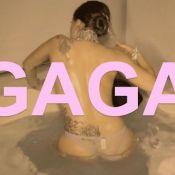 Lady Gaga exhibe son postérieur et joue la provoc' dans Cake
