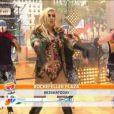 Ke$ha au  Today Show  de NBC le 20 novembre 2012.