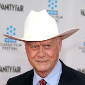 Larry Hagman, le ''JR'' de Dallas, est mort