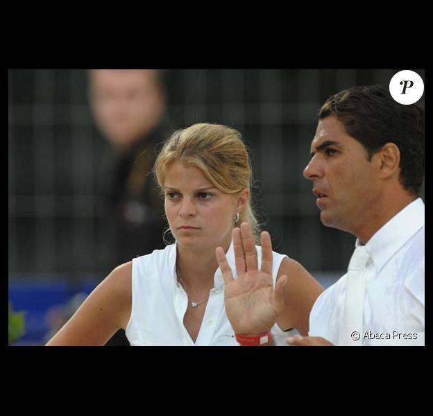 Athina Onassis et son mari Alvaro de Miranda Neto au jumping International de Monaco