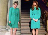 Kate Middleton : Nouvelle coiffure, robe à la Diana, la drôle de dame émerveille