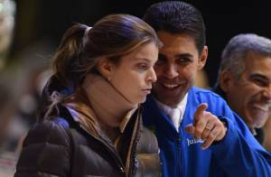 Gucci Masters : Doda redonne le sourire à Athina Onassis, Guillaume Canet épate