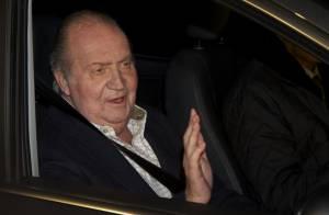 Juan Carlos Ier d'Espagne : Après neuf jours d'hôpital, le roi a bonne mine