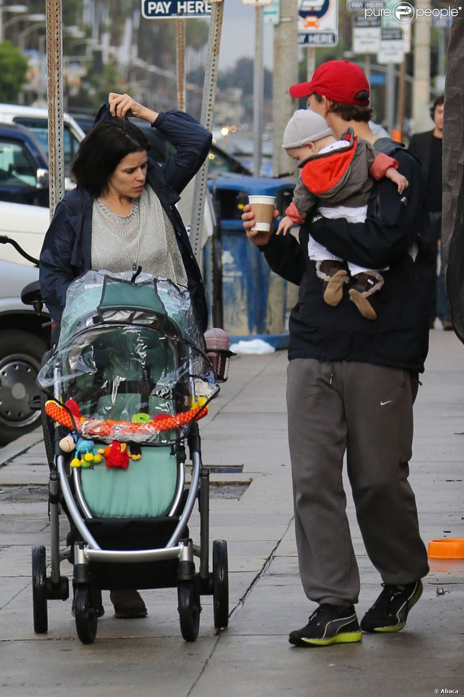Neve Campbell couple