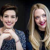 Anne Hathaway et Amanda Seyfried : Duel entre les beautés des ''Misérables''