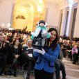 Le 3 décembre 2012 à Paris se tenait la vente aux enchères des Frimousses de créateurs au profit de l'UNICEF au Petit Palais