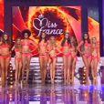 Le tableau bikini de Miss France 2013 !