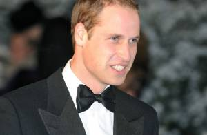 Prince William : Une apparition publique sans Kate, enceinte et au repos
