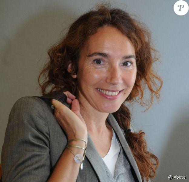 Isabel Otero en septembre 2012 au Cap d'Agde
