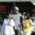 Blanket Jackson sort de son cours de karaté à Calabasas. Le fils de Michael Jackson a mangé une bonne glace. Photo prise le 8 décembre 2012.