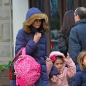 Katie Holmes et Suri : Un duo en doudounes dans les rues froides de New York