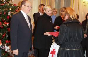 Charlene et Albert de Monaco : Unis, solidaires, leur cadeau de Noël aux démunis