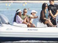 PHOTOS : Naomi Campbell, vacances amoureuses à Saint-Tropez !