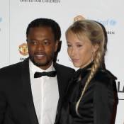 Patrice Evra et sa femme Sandra : Amoureux et complices au côté de Wayne Rooney