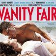 Alessandra Martines et Cyril Descours en couverture de Vanity Fair