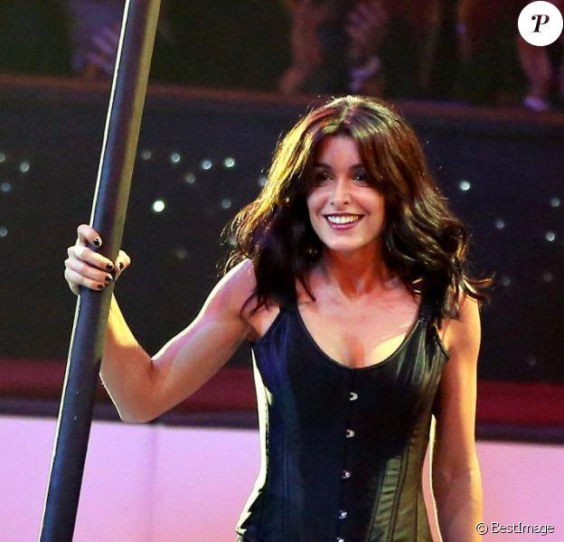 EXCLU - Jenifer lors du 51e Gala de l'Union des artistes le 12 novembre 2012 à Paris au Cirque Grüss