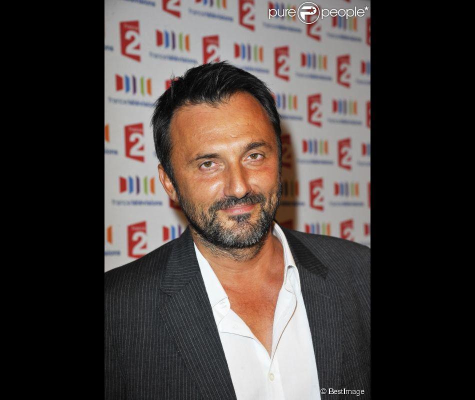Frédéric Lopez en septembre 2011 à la rentrée de France 2