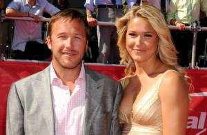 Bode Miller : Après l'avoir défigurée, il met sa belle épouse Morgan enceinte