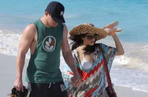 Channing Tatum et Jenna Dewan : De futurs parents amoureux à St-Barthélemy