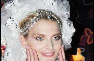 PHOTOS : Sarah Marshall s'est mariée... enfin presque !