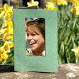 Portrait de Jade  Goody  le jour de ses funérailles à  Buckhurst   Hill  (dans l'Essex), le 4 avril 2009.