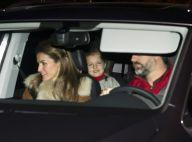 Felipe et Letizia d'Espagne : Visite avec Leonor et Sofia chez papy, Jesus Ortiz