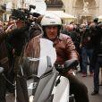 Gerard Depardieu à Paris, le 7 novembre 2012.