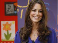 Kate Middleton : La future maman offre des vêtements pour bébé